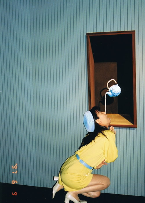 Takao Trick Art Museum Muzium 3d Jepon Yang Memeningkan